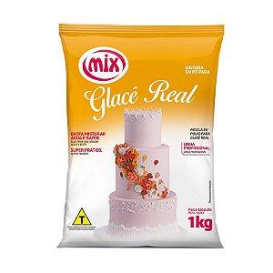 Glacê Real 1 kg Mix Rizzo Confeitaria