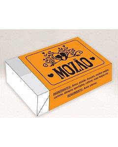 Caixa Divertida Mozão Ref. 514 - 6 doces com 10 un. Erika Melkot Rizzo Confeitaria