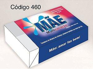 Caixa Divertida Mãe Multicoração Ref. 460 - 6 doces com 10 un. Erika Melkot Rizzo Confeitaria