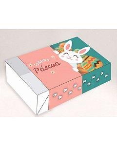 Caixa Divertida Happy Páscoa Ref. 341 - 6 doces com 10 un. Erika Melkot Rizzo Confeitaria