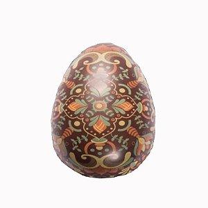 Blister Decorado com Transfer para Chocolate Ovo Colorido 350G BLP0108 Stalden Rizzo Confeitaria