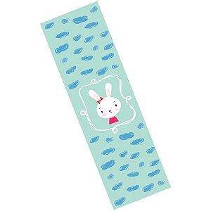 Tiras de Páscoa Coelha Nuvem G com 5 un. para Embalagens Rizzo Confeitaria