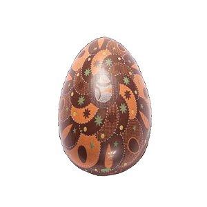 Blister Decorado com Transfer para Chocolate Ovo Coelho 50G BLP0121 Stalden Rizzo Confeitaria