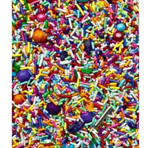 Fairy Sprinkles Holidays Especial 150 gr Rizzo Confeitaria
