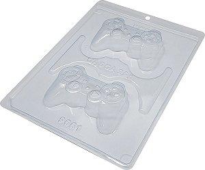 Forma Especial Joystick - Controle Vídeo Game 9661 BWB Rizzo Confeitaria