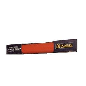 Tapete de Silicone Vermelho 36 X 29 cm Le Chef Rizzo Confeitaria