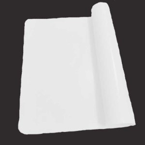 Tapete de Silicone Tanslúcido 36 X 29 cm Le Chef Rizzo Confeitaria
