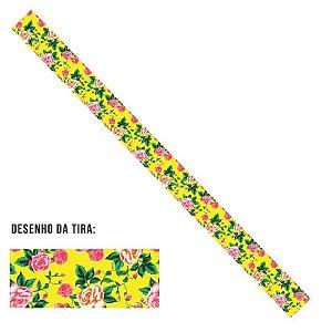 Tiras Flor para Embalagens Rizzo Confeitaria