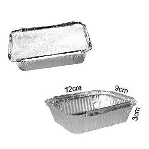 Marmita de Alumínio 220ml com 10 un. Wyda Rizzo Confeitaria