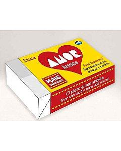 Caixa Divertida Paçoca Amor Ref. 515 - 6 doces com 10 un. Erika Melkot Rizzo Confeitaria