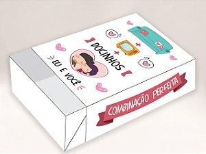 Caixa Divertida Combinação Perfeita Ref. 734 - 6 doces com 10 un. Erika Melkot Rizzo Confeitaria
