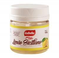 Pasta Saborizante Puro Sabor Limão Siciliano 150g daBella Rizzo Confeitaria