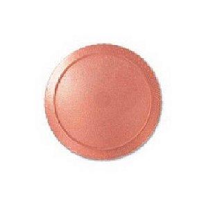 Base para Bolo Cake Board Redondo Ouro Rose 32 cm Ultrafest Rizzo Confeitaria