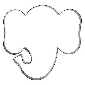 Cortador Face Elefante 1G Ref. 312 RR Cortadores Rizzo Confeitaria