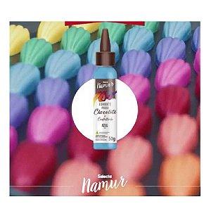 Corante para Chocolate e Confeitaria Lipossolúvel Azul 50g Selecta Rizzo Confeitaria