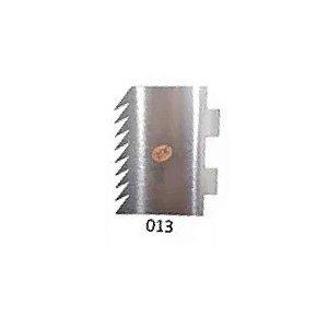 Espátula Decorativa para Bolo em Inox Mod. 013 VM Rizzo Confeitaria