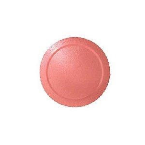 Base para Bolo Cake Board Redondo Coral 32 cm Ultrafest Rizzo Confeitaria