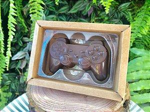 Caixa Controle Video Game 1 cav. Kraft com 1 un. Crystal Rizzo Confeitaria