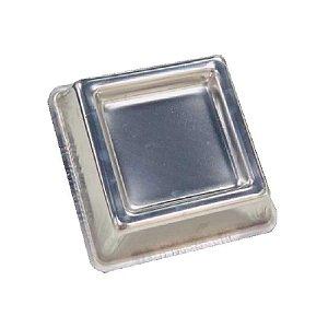 Forma Ballerine Quadrada 27 X 8 cm com 1 un. Caparroz Rizzo Confeitaria