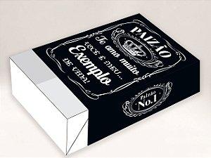 Caixa Divertida Pai Giz Ref. 590 - 6 doces com 10 un. Erika Melkot Rizzo Confeitaria
