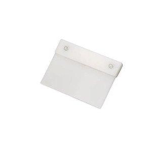 Raspador de Polietileno - 12x10cm - Cod.RP-12 - Solrac - Rizzo Confeitaria