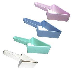 Fatiador de Bolo Triangular Decor-útil Rizzo Confeitaria