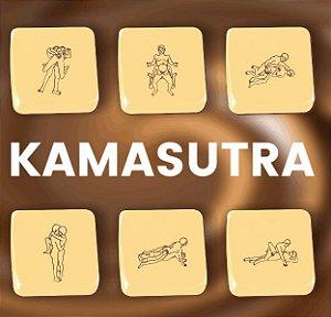 Transfer para Chocolate Kamasutra TRG 8118 02 Stalden Rizzo Confeitaria