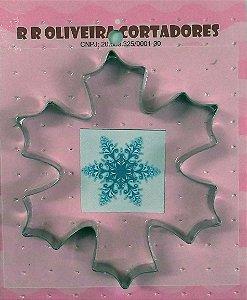 Cortador Floco de Neve 1G - Mod.384 - RR Cortadores Rizzo Confeitaria