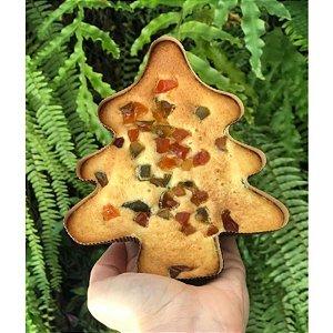 Forma Forneável Árvore de Natal AB1 com 5 unid. Marcpan Rizzo Confeitaria