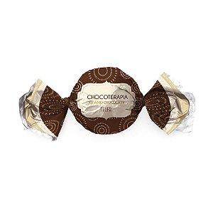 Embalagem Trufa 15x16cm - Divertida Chocoterapia - 100 unidades - Cromus - Rizzo Confeitaria