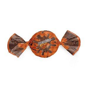 Embalagem Trufa 15x16cm - Sabor Amendoim - 100 unidades - Cromus - Rizzo Confeitaria
