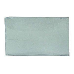 Caixa de Acetato Transparente M05 (19,5x11,5x2,5cm) - 20 unidades - CAC - Rizzo Confeitaria