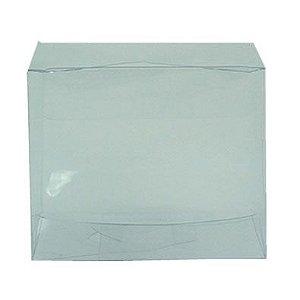Caixa de Acetato Transparente M07 (10x10x8cm) - 20 unidades - CAC - Rizzo Confeitaria