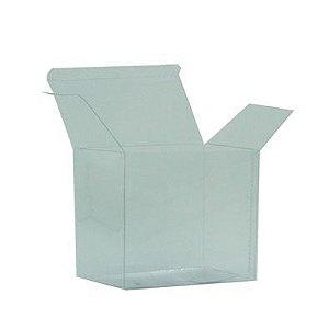 Caixa de Acetato Transparente Ref. 44 (9x6x9cm) - 20 unidades - CAC - Rizzo Confeitaria