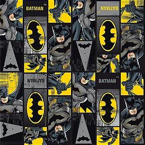 Folha para Embalar Ovos de Páscoa Batman 69x89cm - 05 unidades - Cromus Páscoa - Rizzo Confeitaria