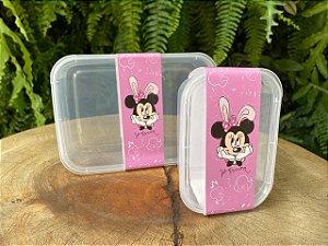 Tiras de Páscoa Ratinha Feliz Páscoa para Embalagens com 5un. Rizzo Confeitaria