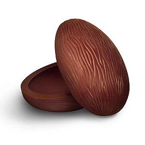 Casquinha de Chocolate 50g Meio Amargo - APENAS RETIRADA PESSOALMENTE - 24 unidades - Sicao Rizzo Confeitaria