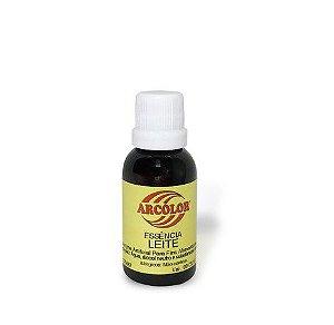 Essência Leite 30 ml Arcolor Rizzo Confeitaria