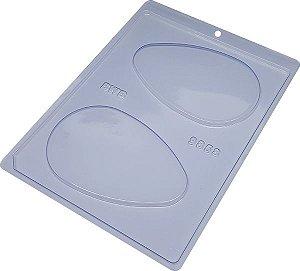Forma Simples Ovo Tablete 250g Cód. 9858 BWB Rizzo Confeitaria