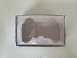 Caixa Joystick P 13xz8x3,5 Branca com 10 un. - Rizzo Confeitaria