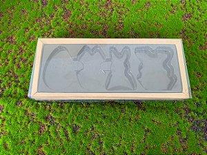 Caixa Páscoa Plano Kraft - 4 cav - 5 unidades - Crystal - Rizzo Confeitaria