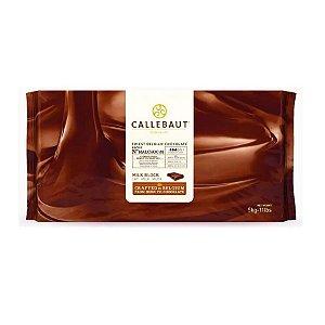 Chocolate Callebaut Malchoc Ao Leite 5kg Rizzo Confeitaria