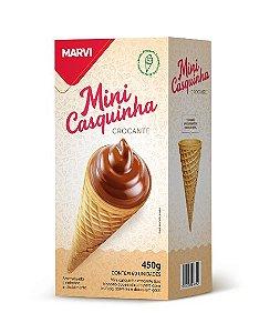 Mini Casquinha Crocante 60 unidades – Marvi Rizzo Confeitaria
