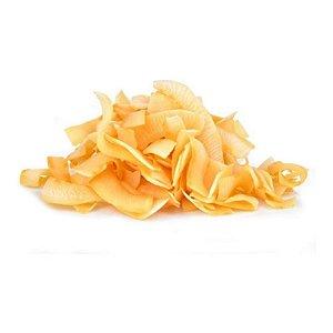 Chips de Coco Tostado 100gr - Rizzo Confeitaria