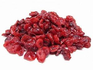 Cranberry Fatiado 100gr - Rizzo Confeitaria