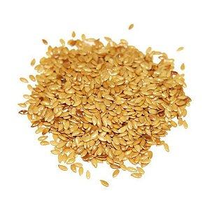 Linhaça Dourada 100gr - Rizzo Confeitaria