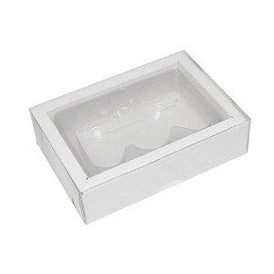 Caixa Controle Game Branca G 5 Unidades - Crystal Rizzo Confeitaria