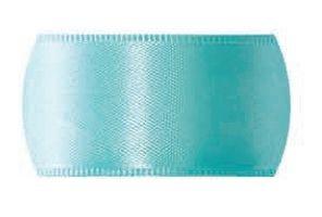 Fita de Cetim Carretel Progresso 4mm nº00 - 100m Cor 247 Azul Tiffany - 01 unidade