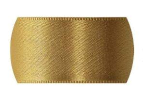 Fita de Cetim Progresso 70mm nº22 - 10m Cor 228 Ouro - 01 unidade