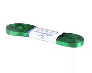 Fita de Cetim Progresso 7mm nº1 - 10m Cor 217 Verde Bandeira - 01 unidade